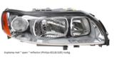 V70 / XC70 03-2000 tot 07-2007 Zonder bochtenverlichting Xenon lamp_7