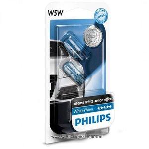 Philips Intense White xenon effect W5W T10