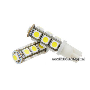 T10 13 SMD Led auto verlichting